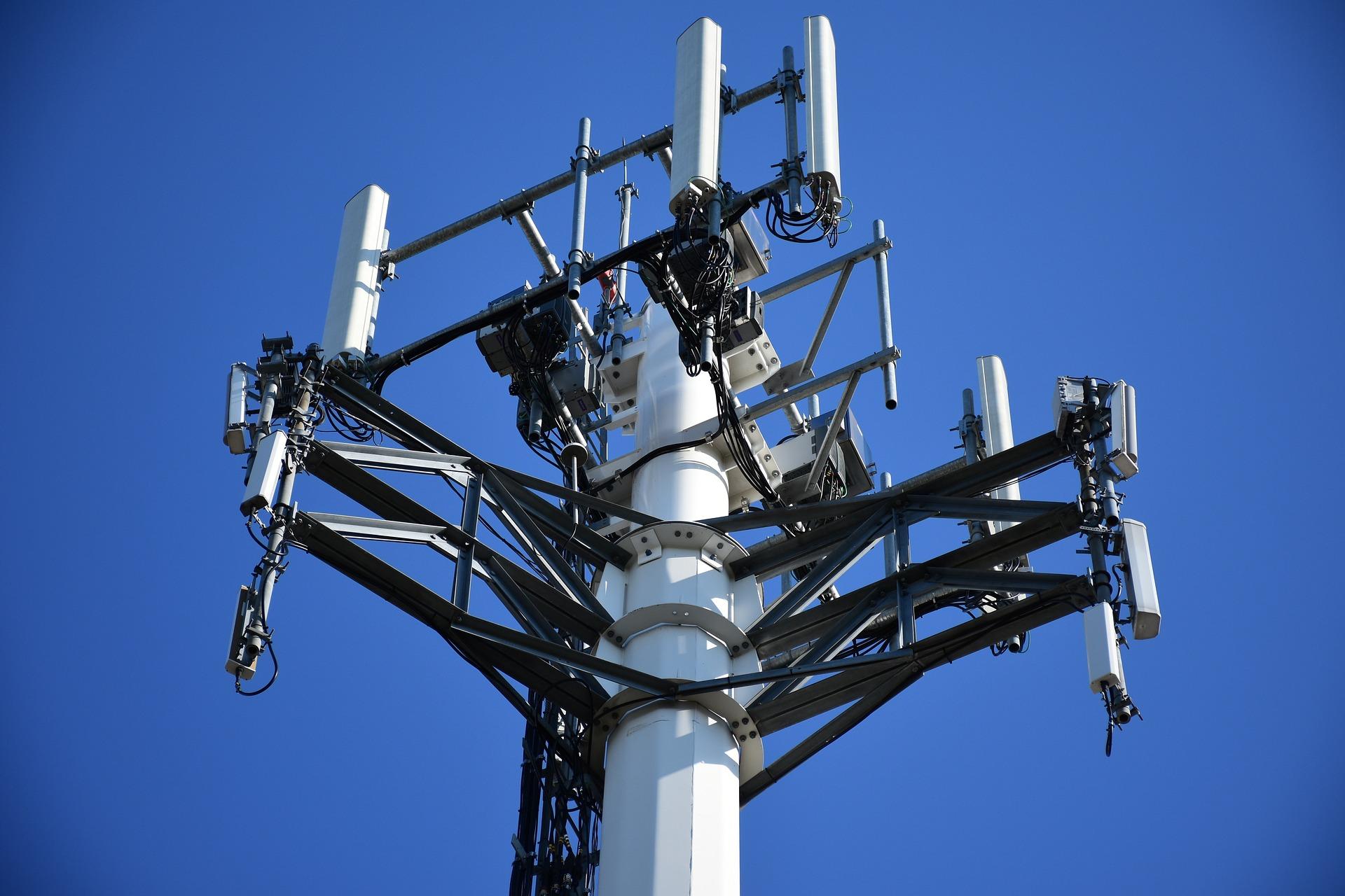 Cellular Antenna Information -