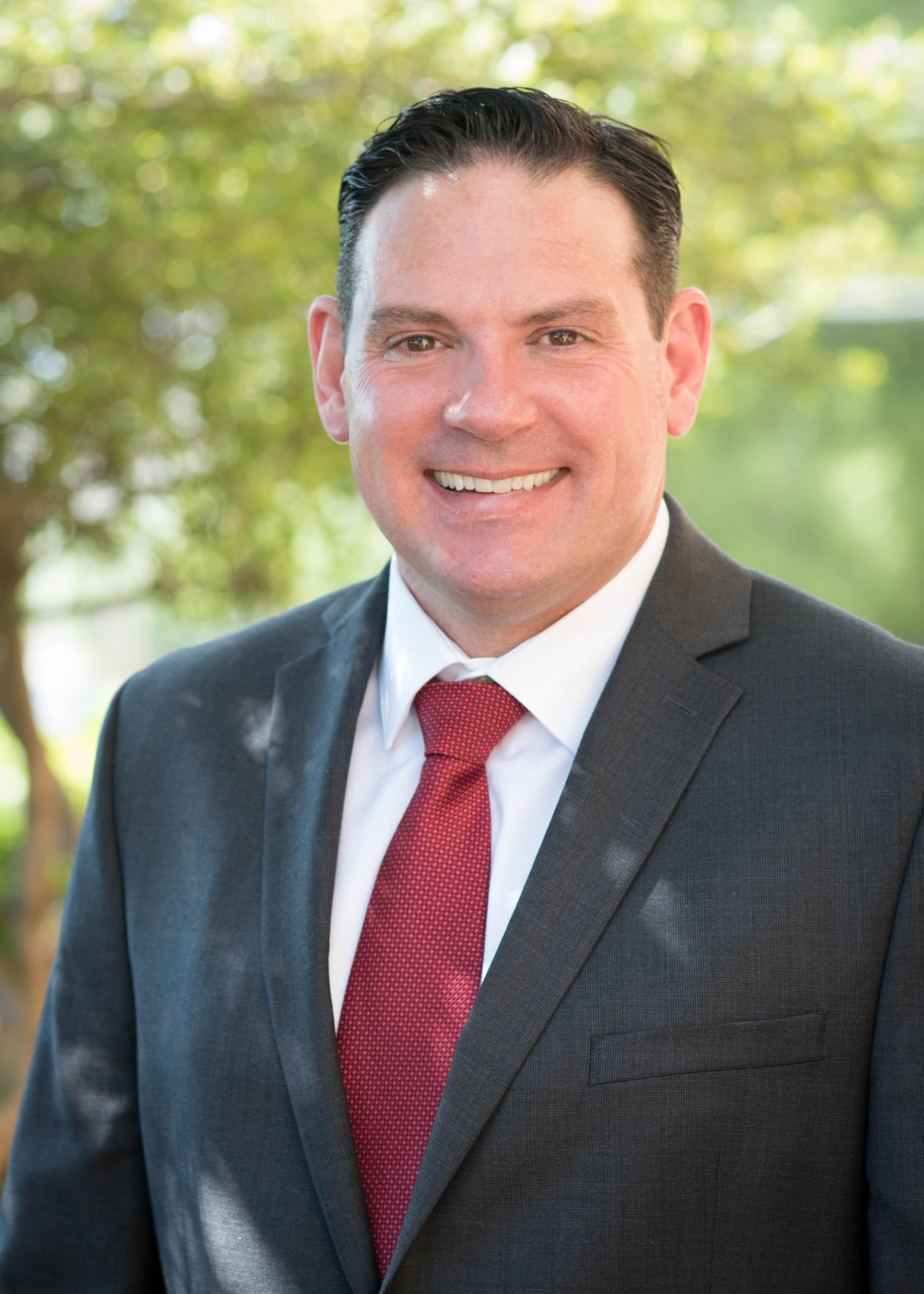 Mike Fina  Executive Director