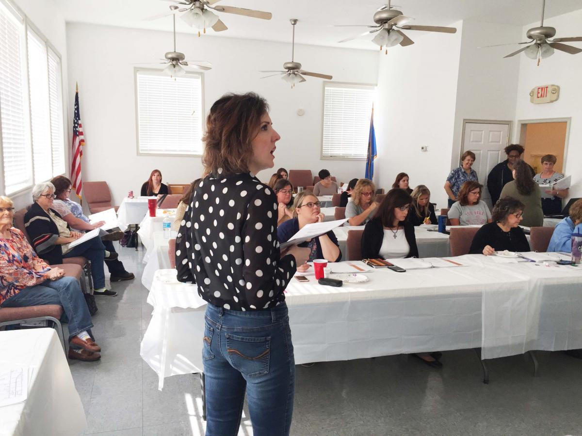 Orientation to Court, McCloud OK, 09-27-2017