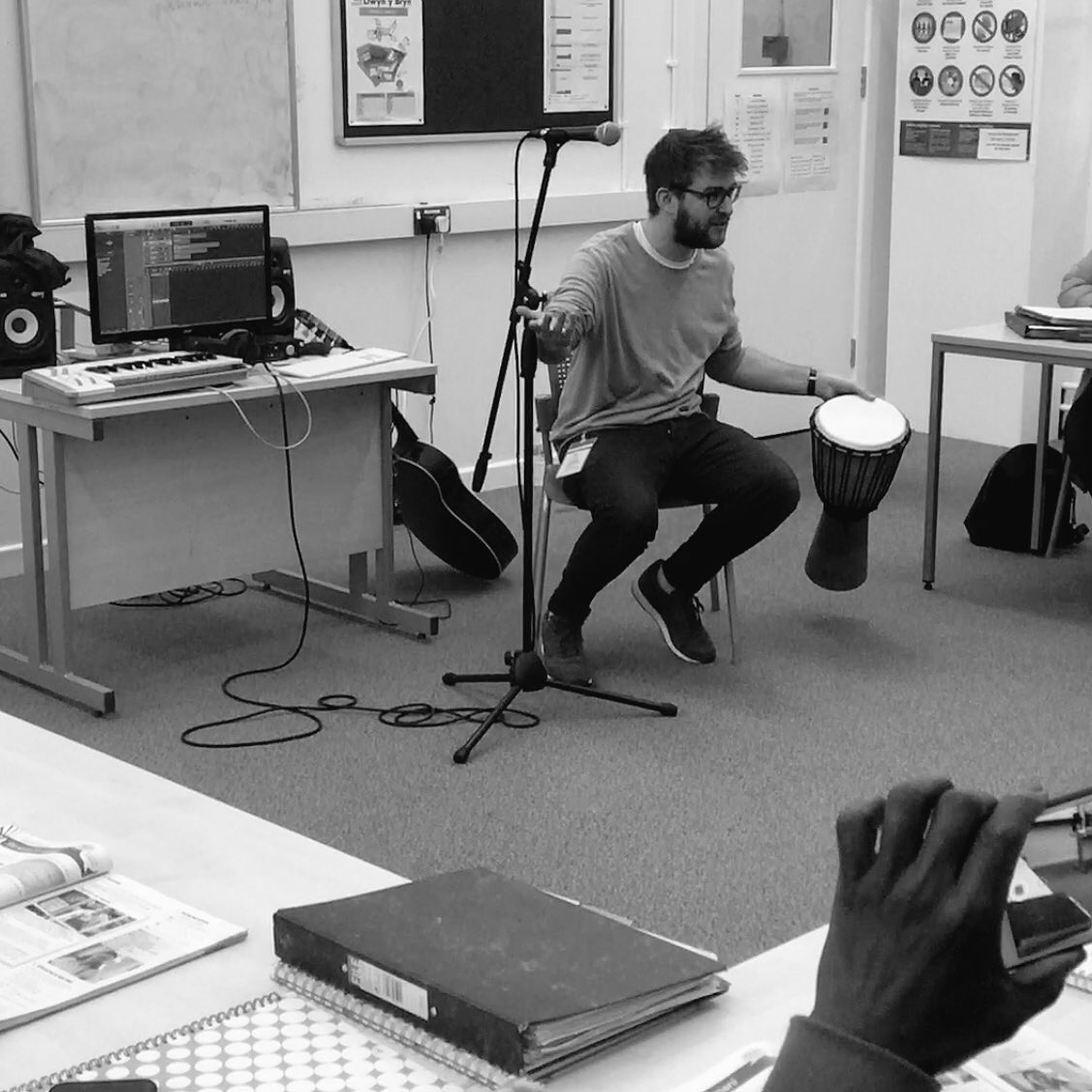 Simon Parton Swansea Music Workshop.JPG