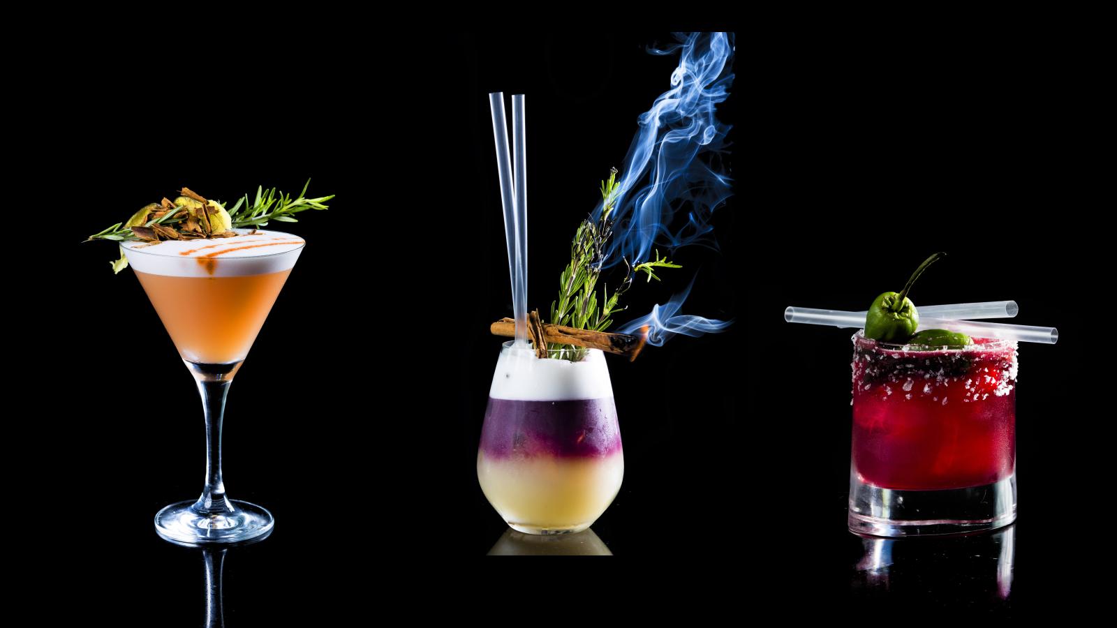 Tailored Cocktail Menu