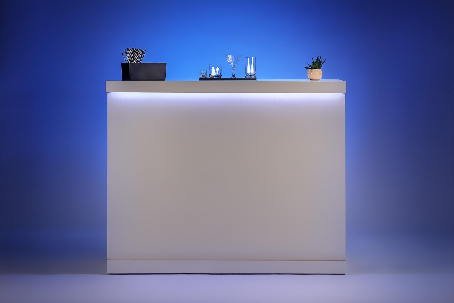 Modern LED-Lit