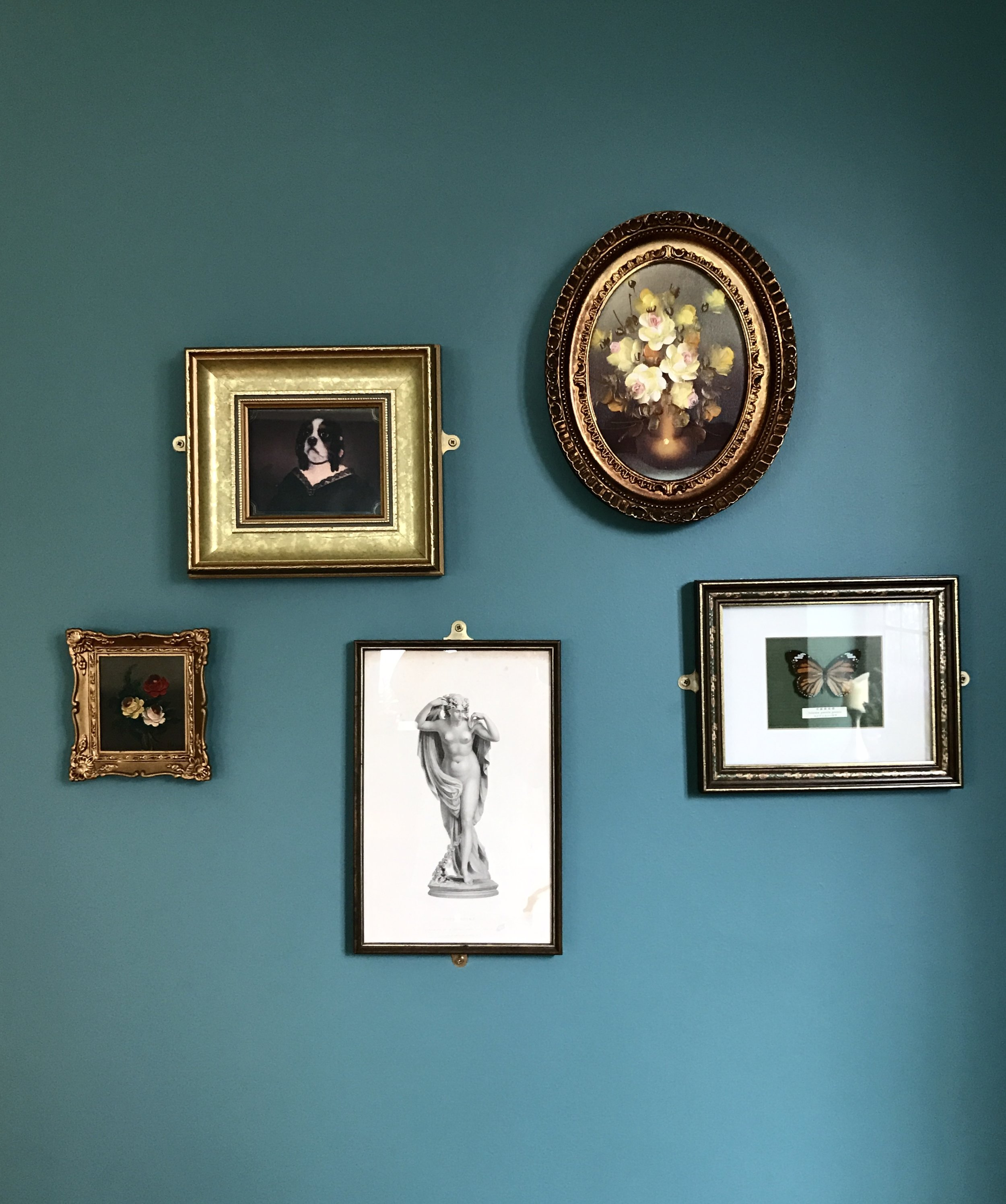 We stock a selection of artwork and frames