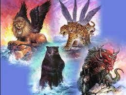 Les 4 bêtes