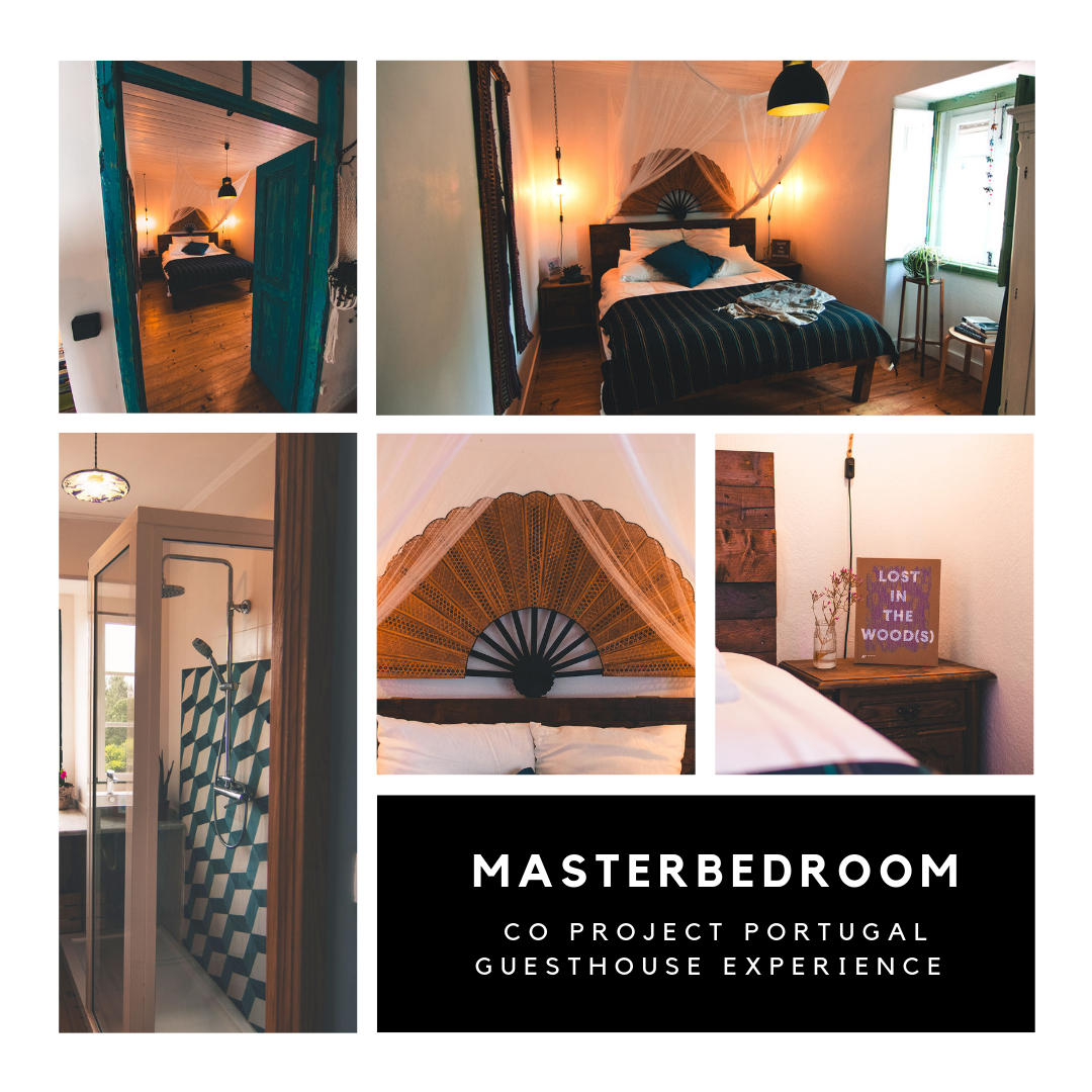 CO PROJECT AIRBNB PORTUGAL FARMHOUSE EXPERIENCE