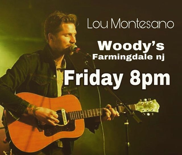 Come out and see @lucasmoonglow tomorrow night at Woody's in Farmingdale NJ at 8pm! #woodys #farmingdale #solo #acoustic #originalmusic #localmusic #nj #njshore #njmusicscene #njmusic