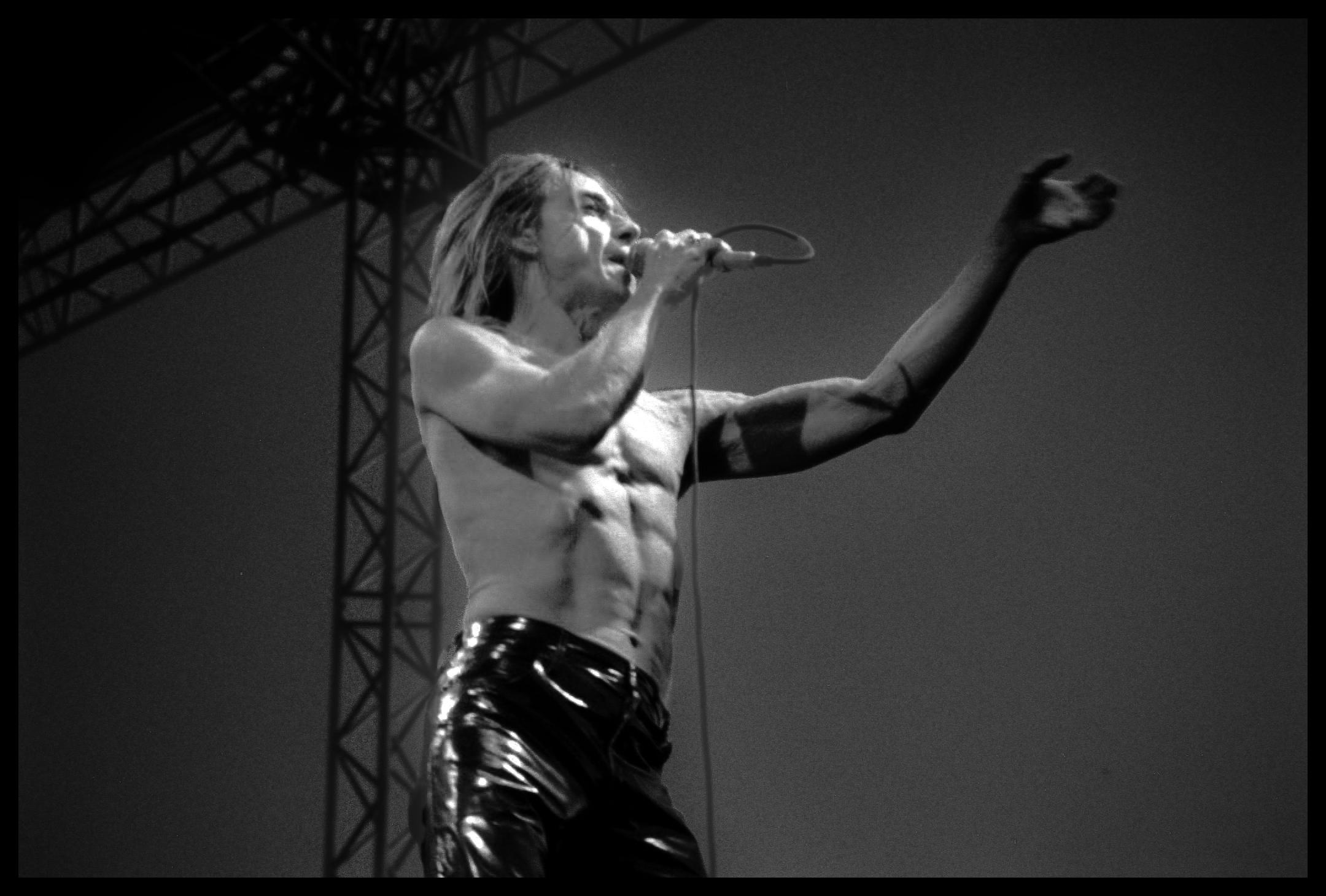 Iggy Pop, ROAR Tour, 1997