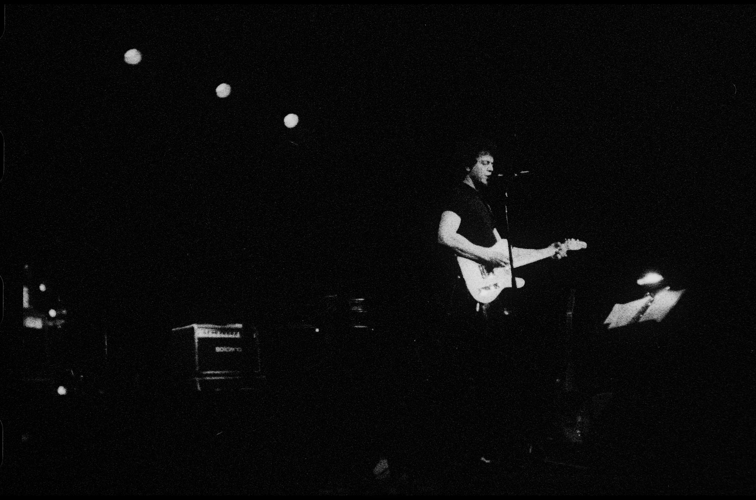 Lou Reed, Austin Music Hall, Austin TX, 1996