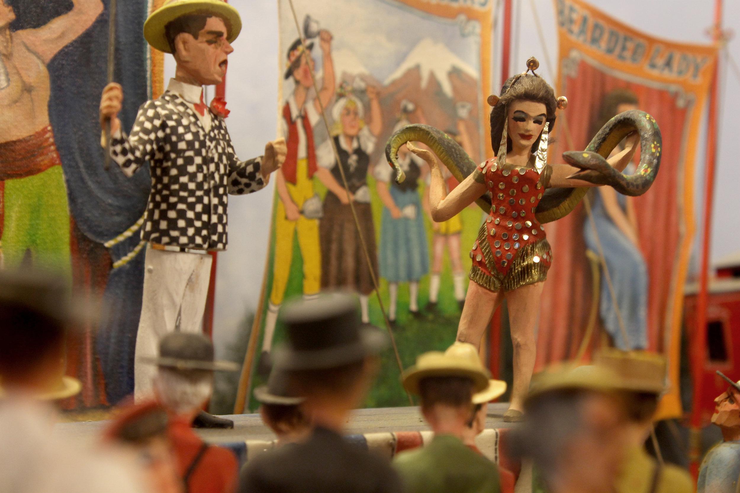 Circus World Museum, Baraboo WI, 2013