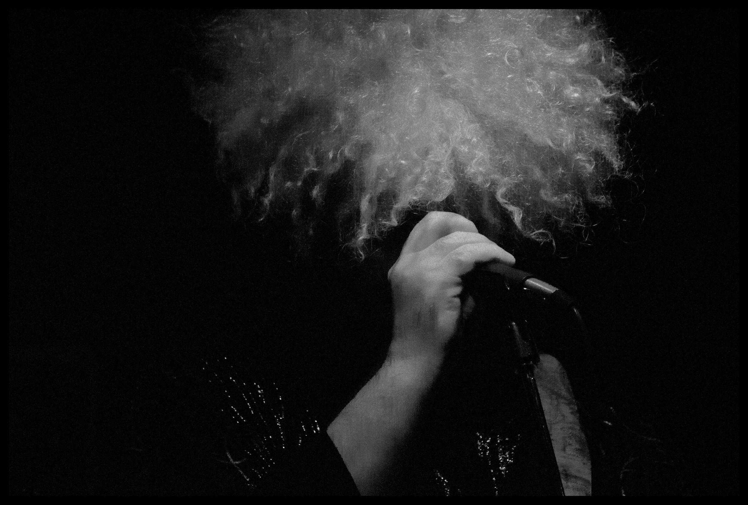 Buzz Osborne of the Melvins, Rock Island IL, 2017