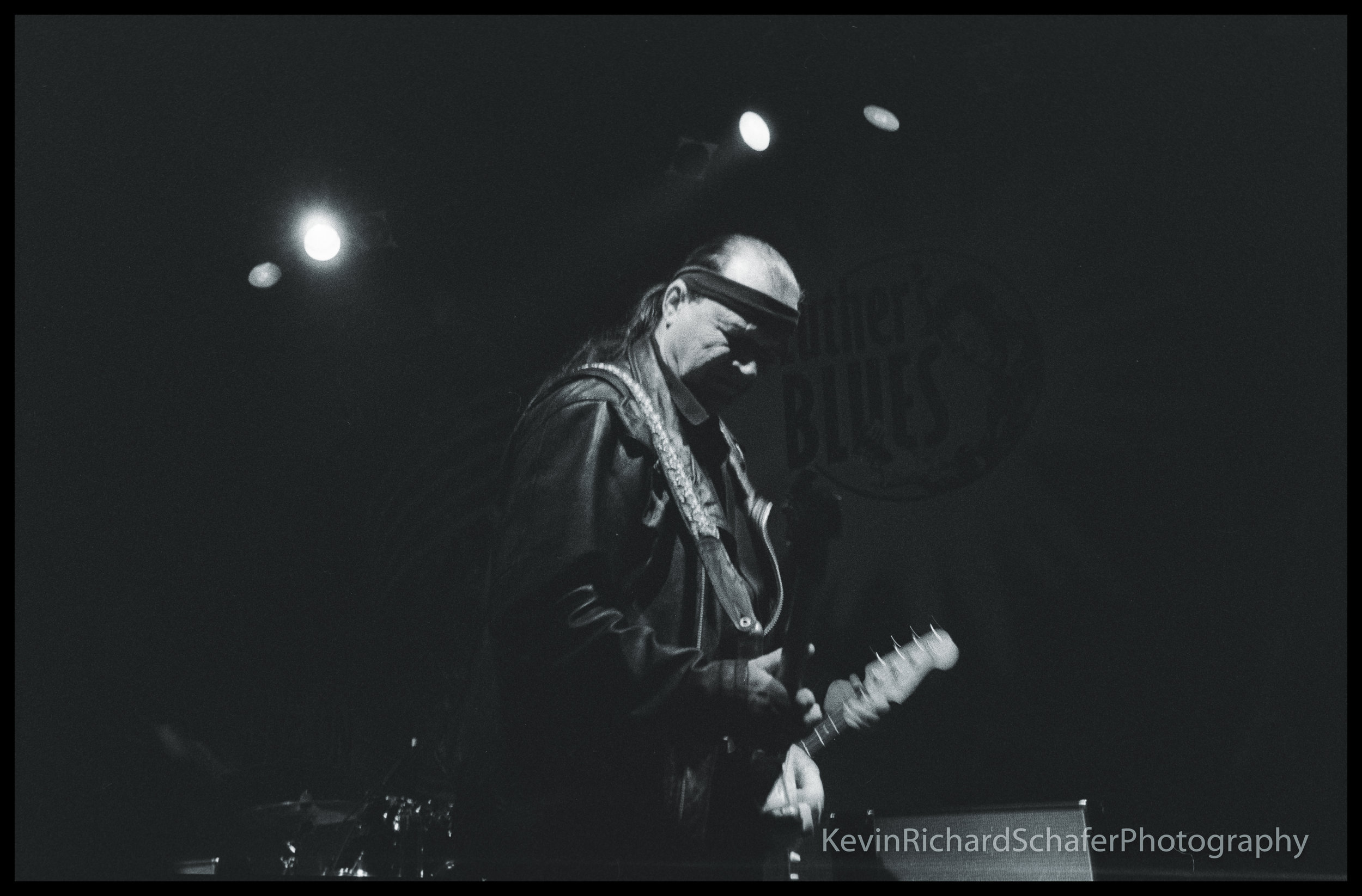 Dick Dale, Luther's Blues, Madison WI, 2004