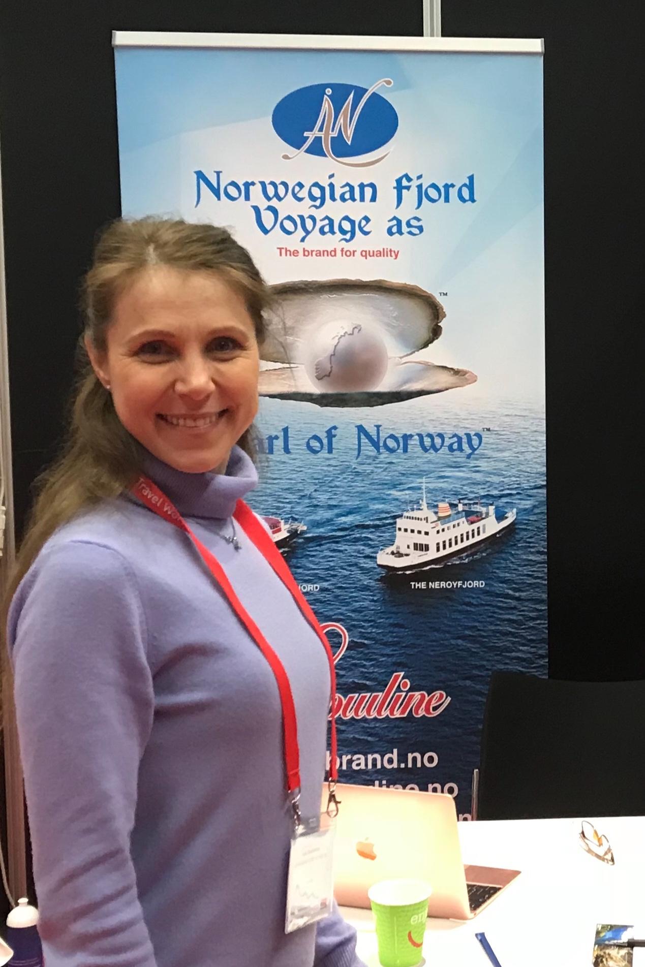 yulia otradinskaya - Sales Manager