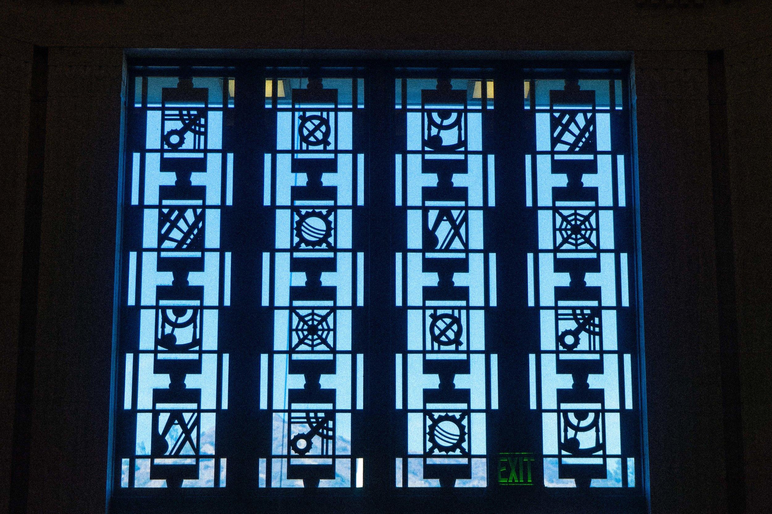 連窗花的圖案,都是與天文有關的,大家明白它們代表什麼嗎?