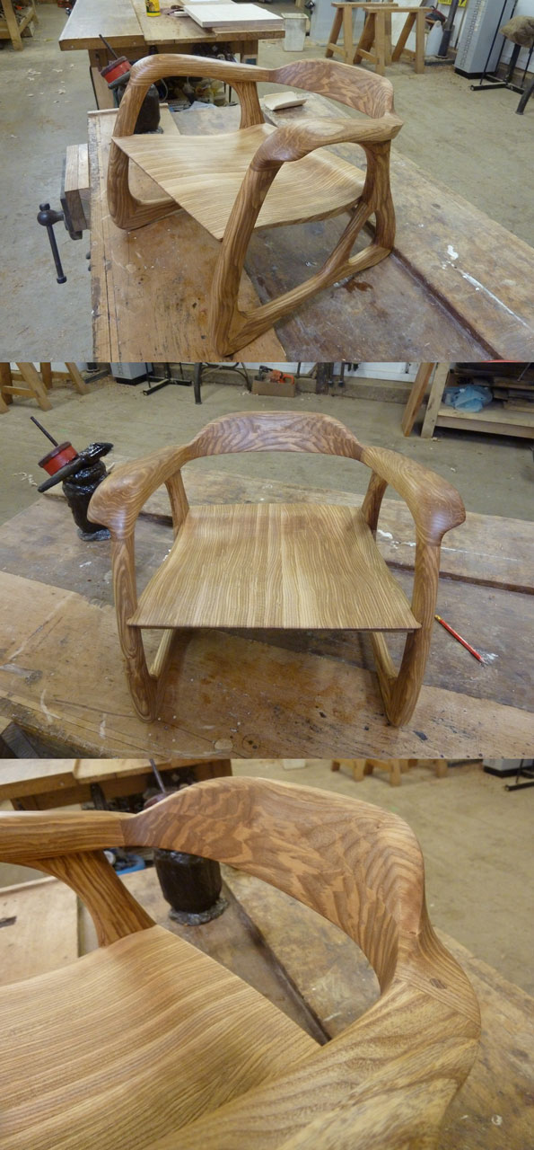 The Baby Chair - Complete