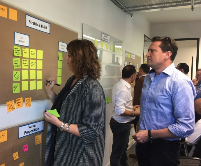 Internal Validation - In an Agile workshop environment, Prop B will help your team challenge the assumptions they've made internally about potential customers