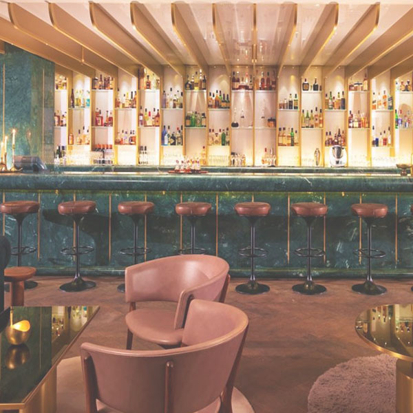 Best international cocktail bar - dandelyan london england