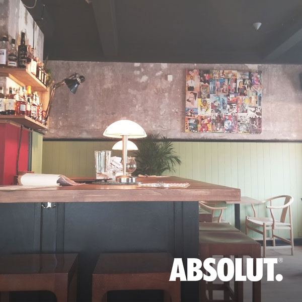 best new cocktail bar presented by absolut vodka - gensyn