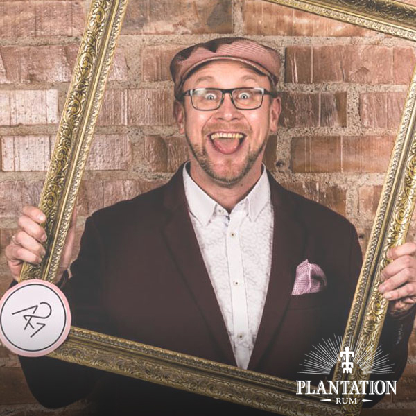 Best bartender Presented by plantation rum  - timo siitonen
