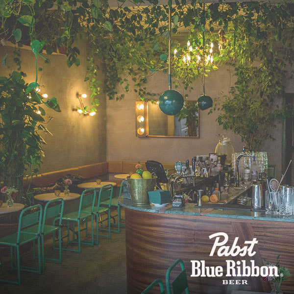 best atmosphere presented by pabst blue ribbon & lagunitas - torggata botaniske