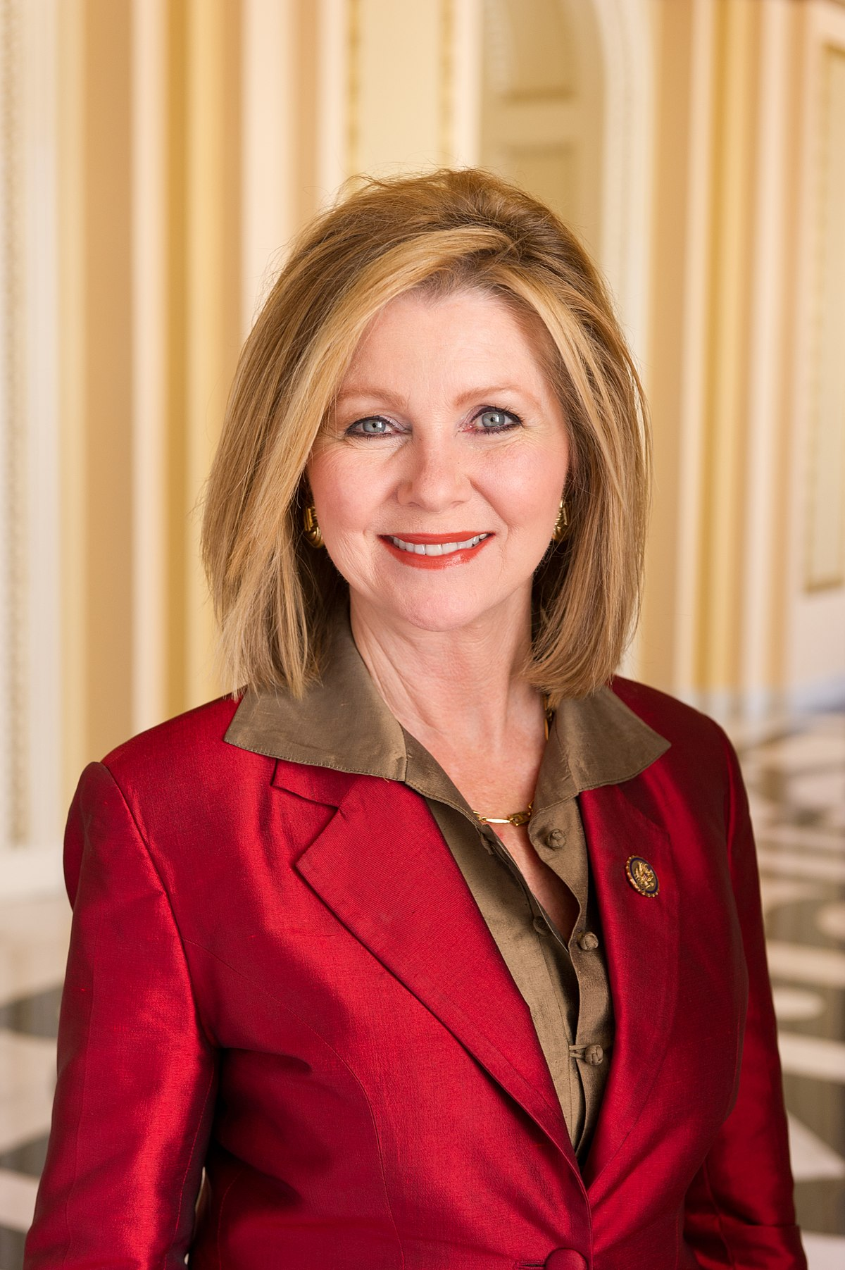 United States SenatorMarsha Blackburn -