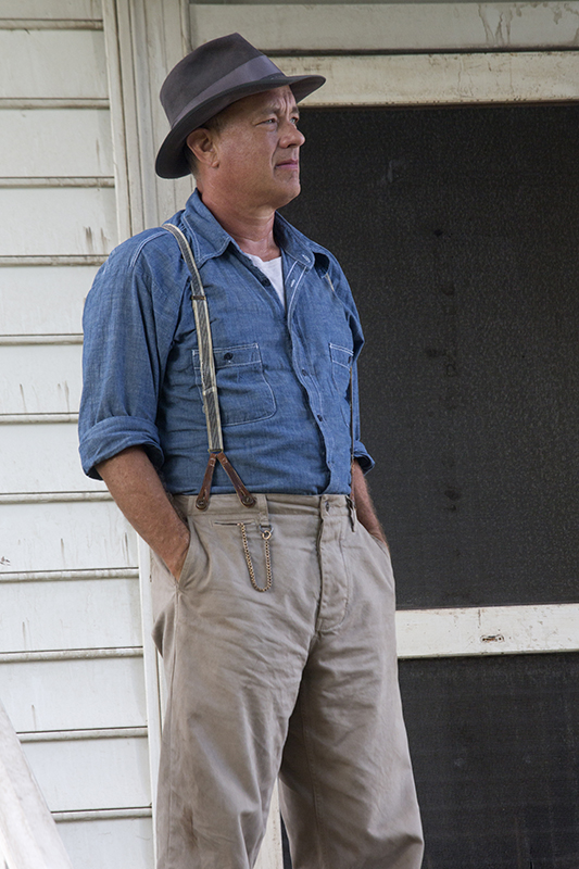 Tom Hanks in the 2015 film  Ithaca , which was directed by Meg Ryan and starred Hanks, Ryan, and Sam Shepard. Photo by Kent Eanes