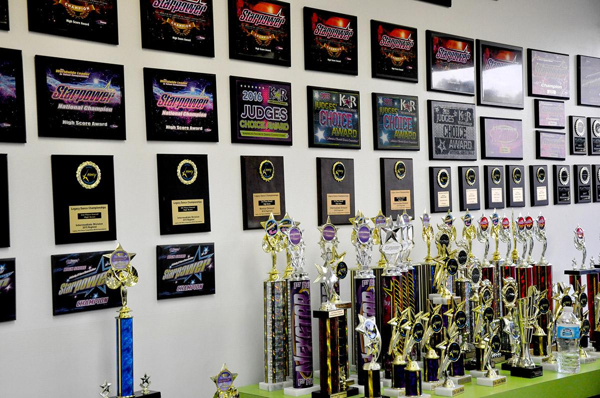 Dedrick's Dance District Studio Awards