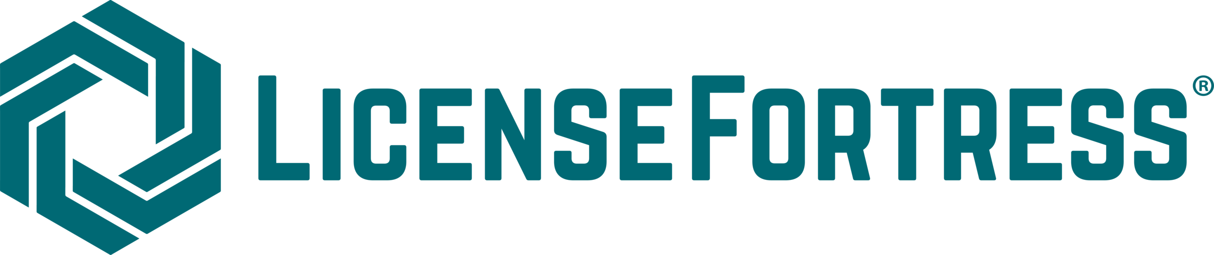 LicenseFortress transparent logo