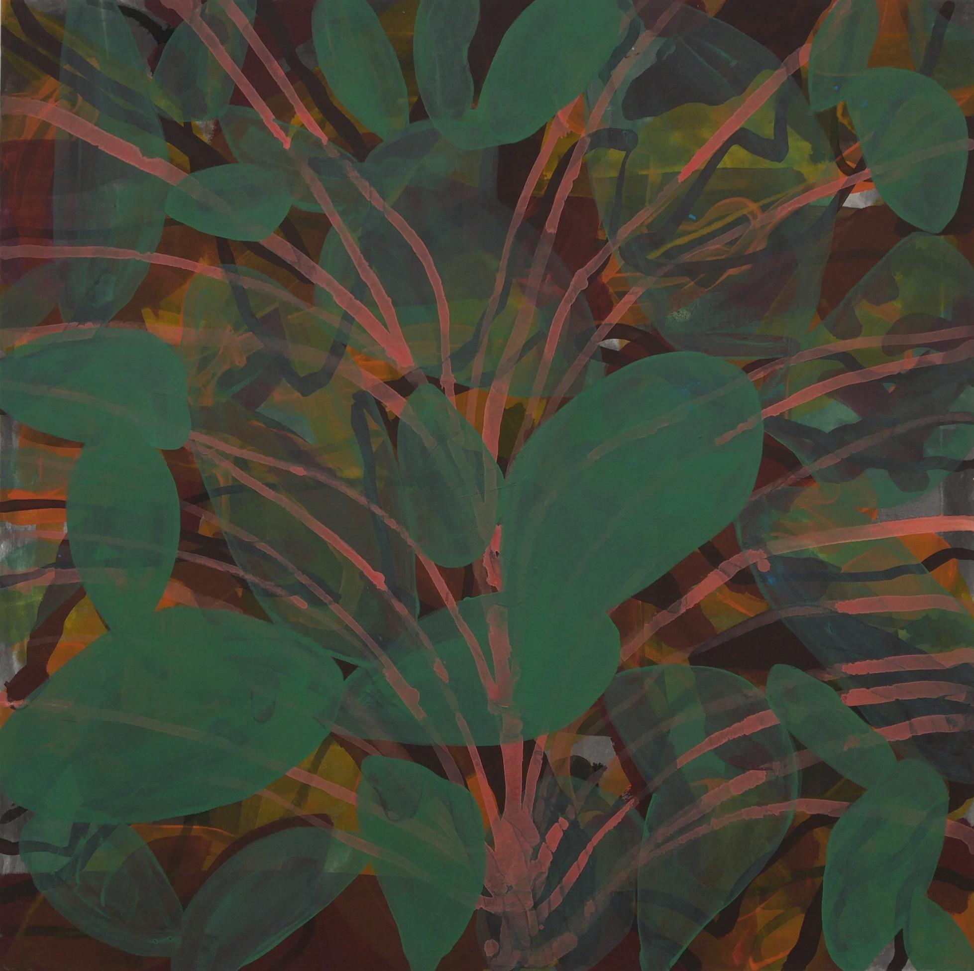 Planta de polvo II