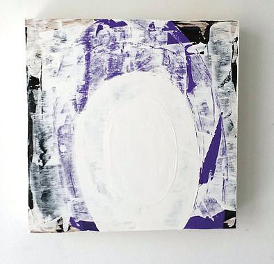 Purple blind box