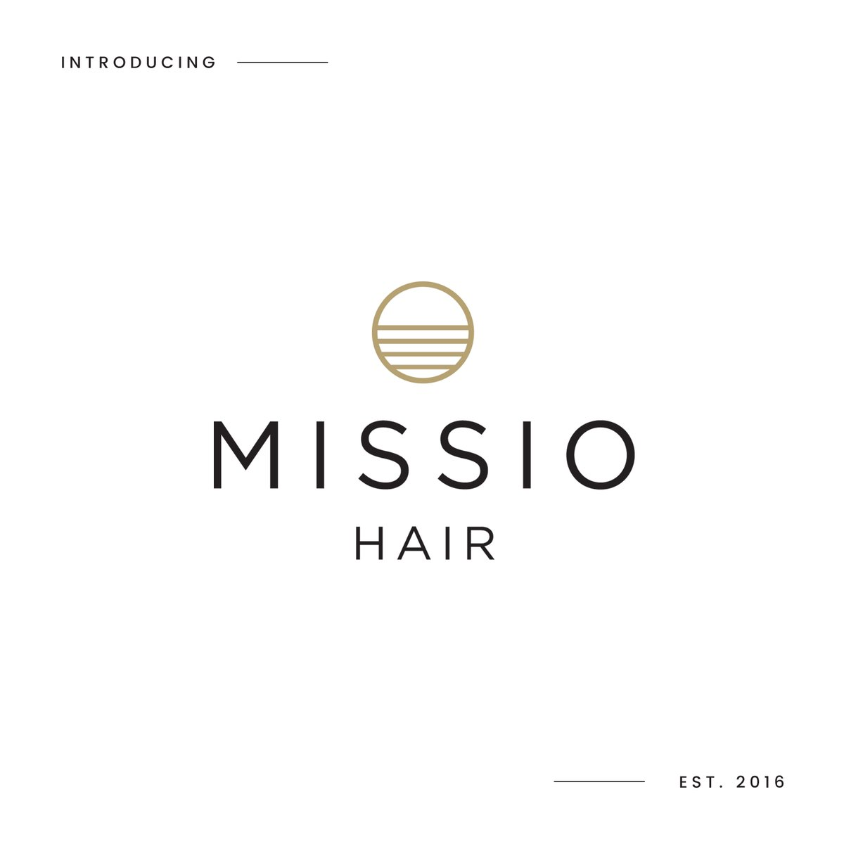 MISSIO - Launched in 2017, MISSIO is a hair product company that exists to inspire and empower a movement of people in the fight against human trafficking. The experiences of stylist Lorin Van Zandt using beauty to help women emerging from human trafficking, alongside her husband Kyle's desire to fight this injustice, led them to create hair product with purpose.