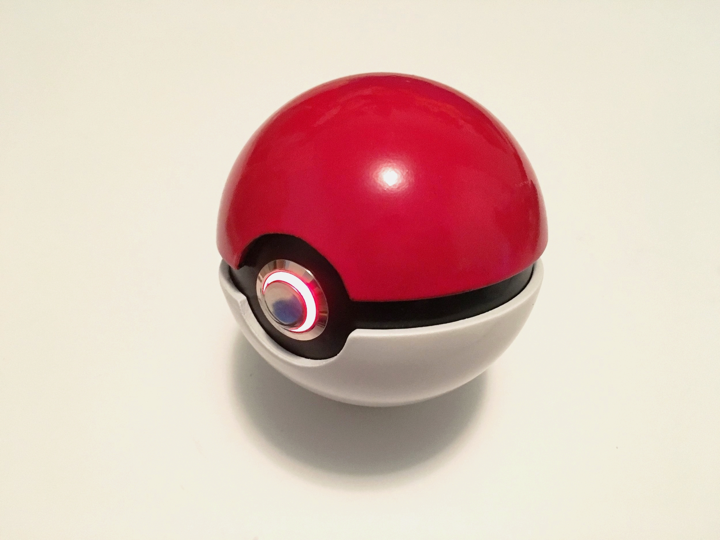Pokéball  3D Printing | Magnetic Assembly | Finishing