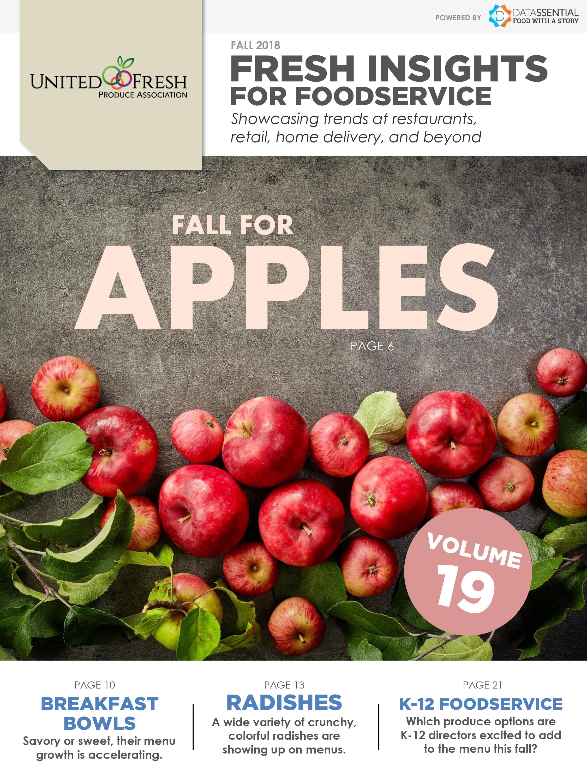 Fresh Insights: Fall 18 - United Fresh Produce Association
