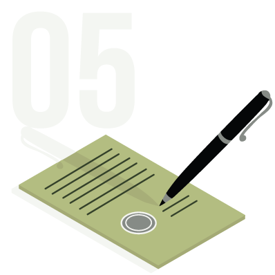 STEP 5: Contract - If you believe that Omega would be a perfect fit for your business, we will send the contract over to be signed by the main point of contact. From there you will begin the exciting process of joining the Omega Family and taking your business to the next level.