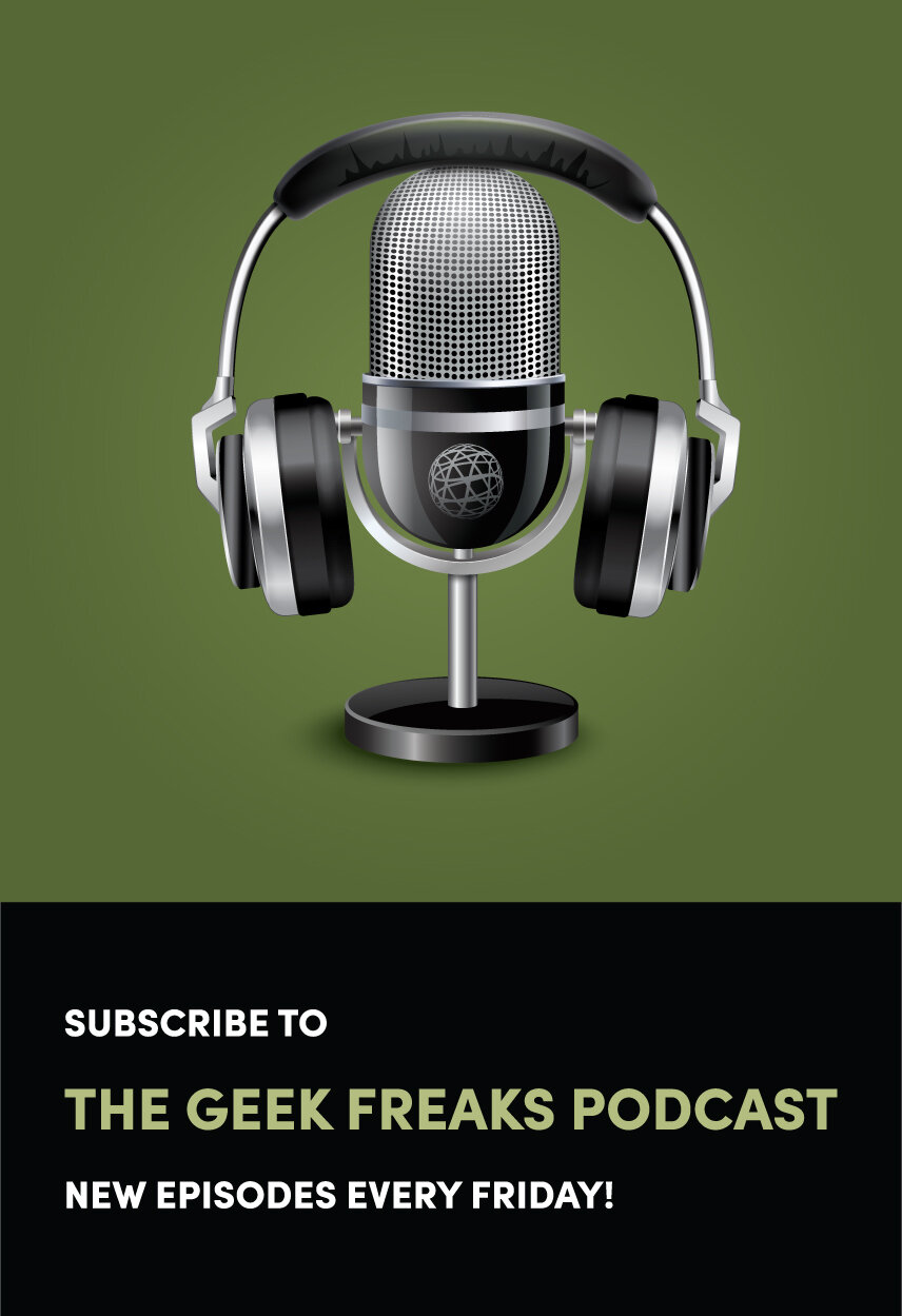 The Geek freaks Podcast