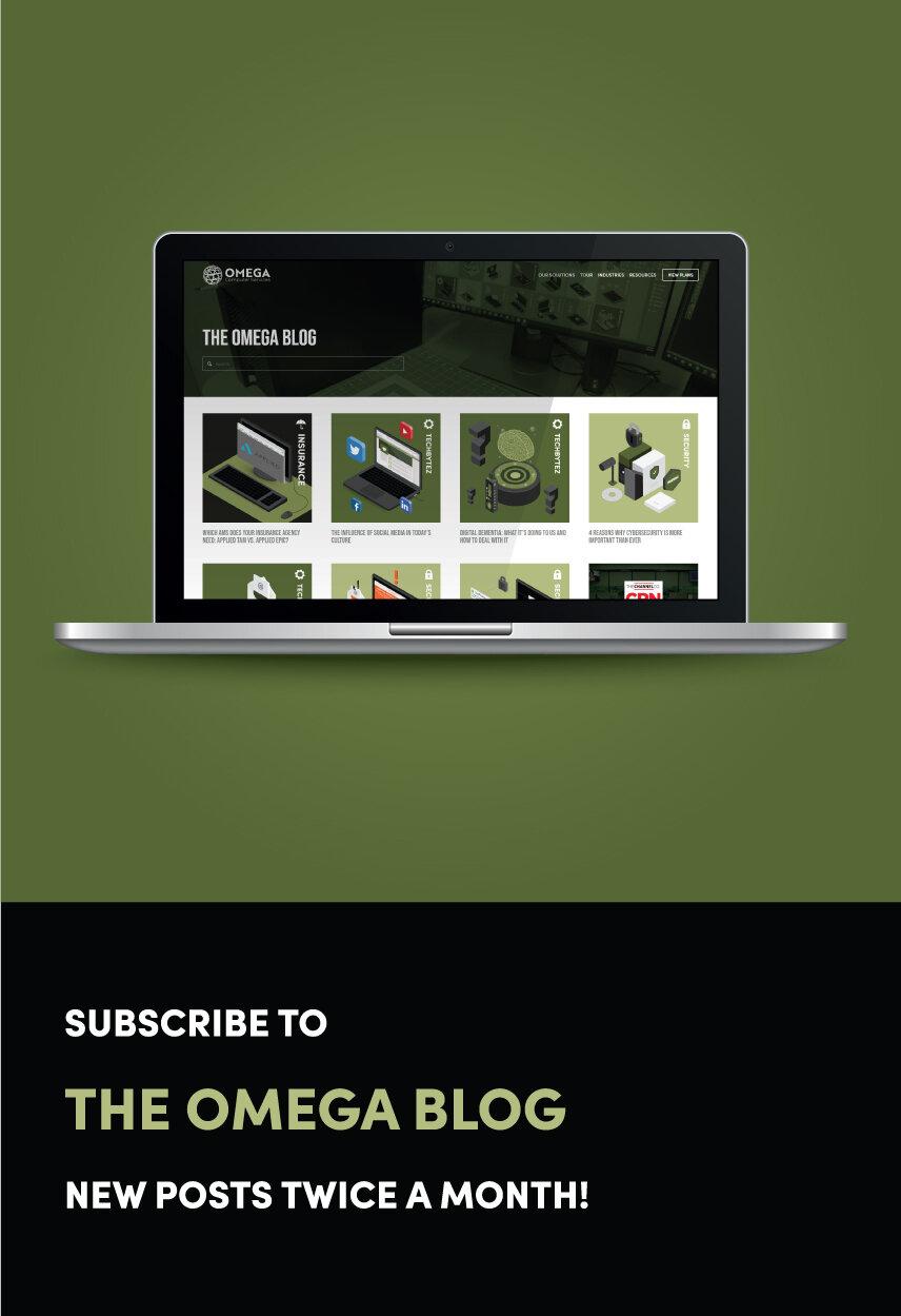 The Omega Blog