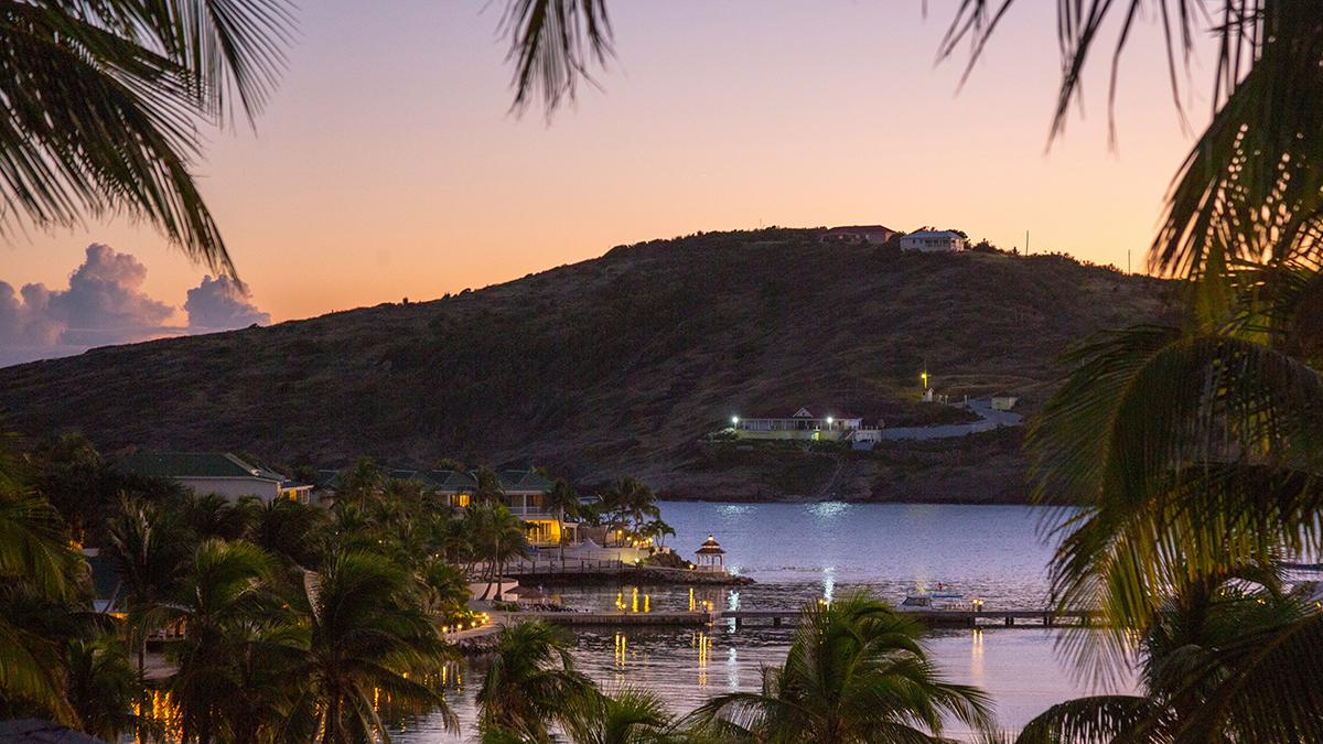 Mamora Bay, Antigua and Barbuda