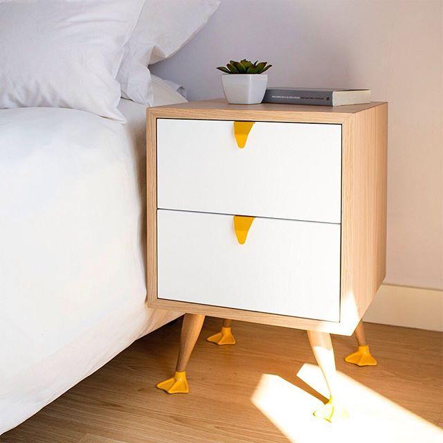 Furniture can be fun! 'Tio' end table for @galulastudio . . . #mendesmacedo #mema #studio  #tio #table #wood #production #design #furniture #porto #portugal #madeinportugal