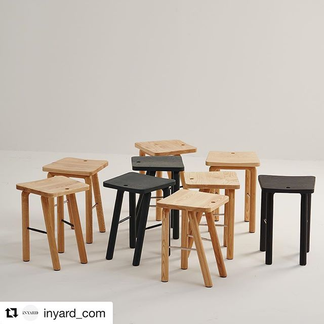 Get to know 'Arco' stool that we designed for Inyard 😄 your next favourite brand! 🤗 @inyard_com with @repostapp ・・・ Arco Steel design by @mendesmacedo_studio for inyard #stool #woodworking #modular #scandinaviandesign