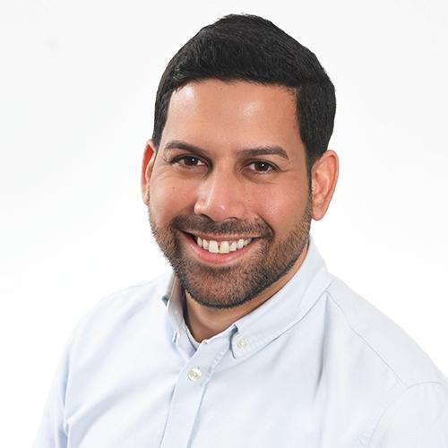 Wilfredo Román  Calibration Services SME Manager