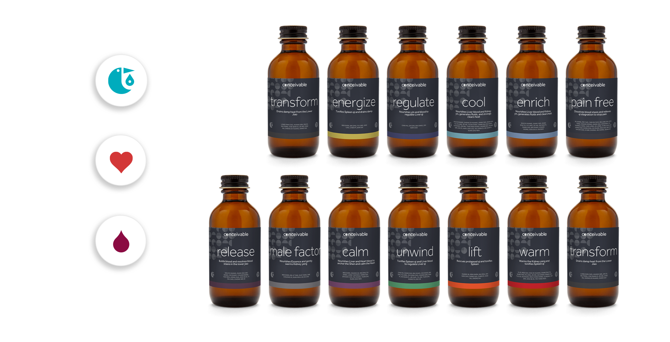 Thinktiv invented a revolutionary hybrid infertility treatment platform that combines herbal formulaswith modern delivery methods.