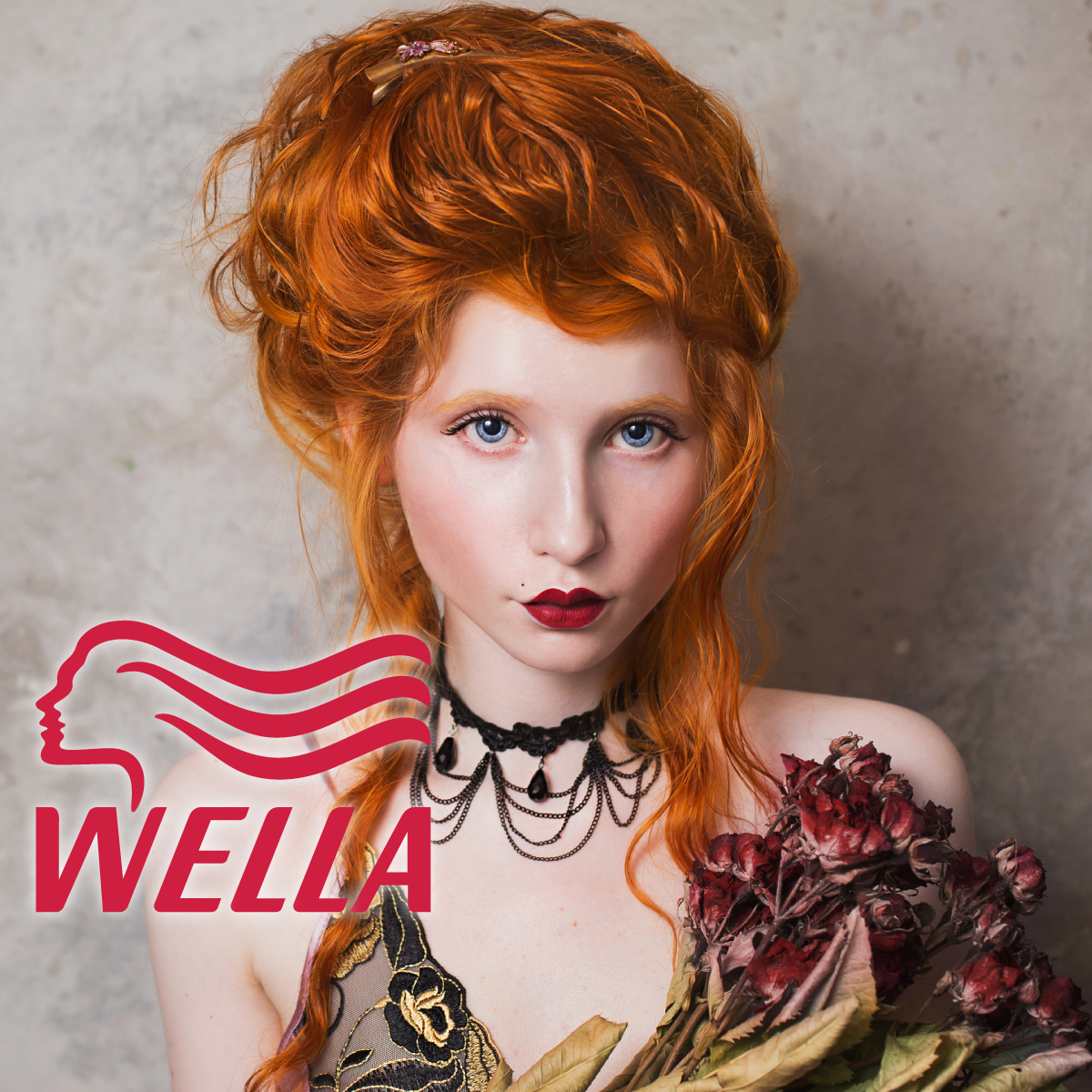 A complete line of Wella products