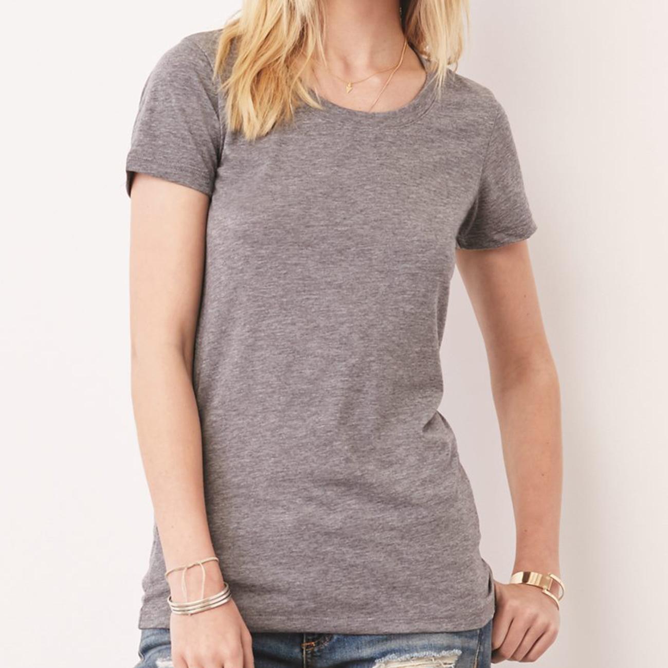 Women's Triblend Short Sleeve Tee