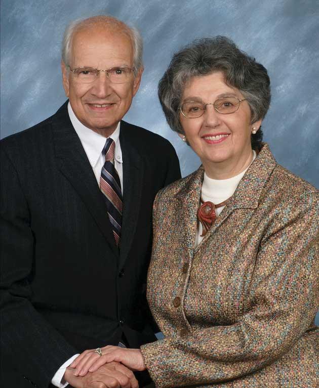 E. John and Cleo Rumpakis of Portland, Oregon