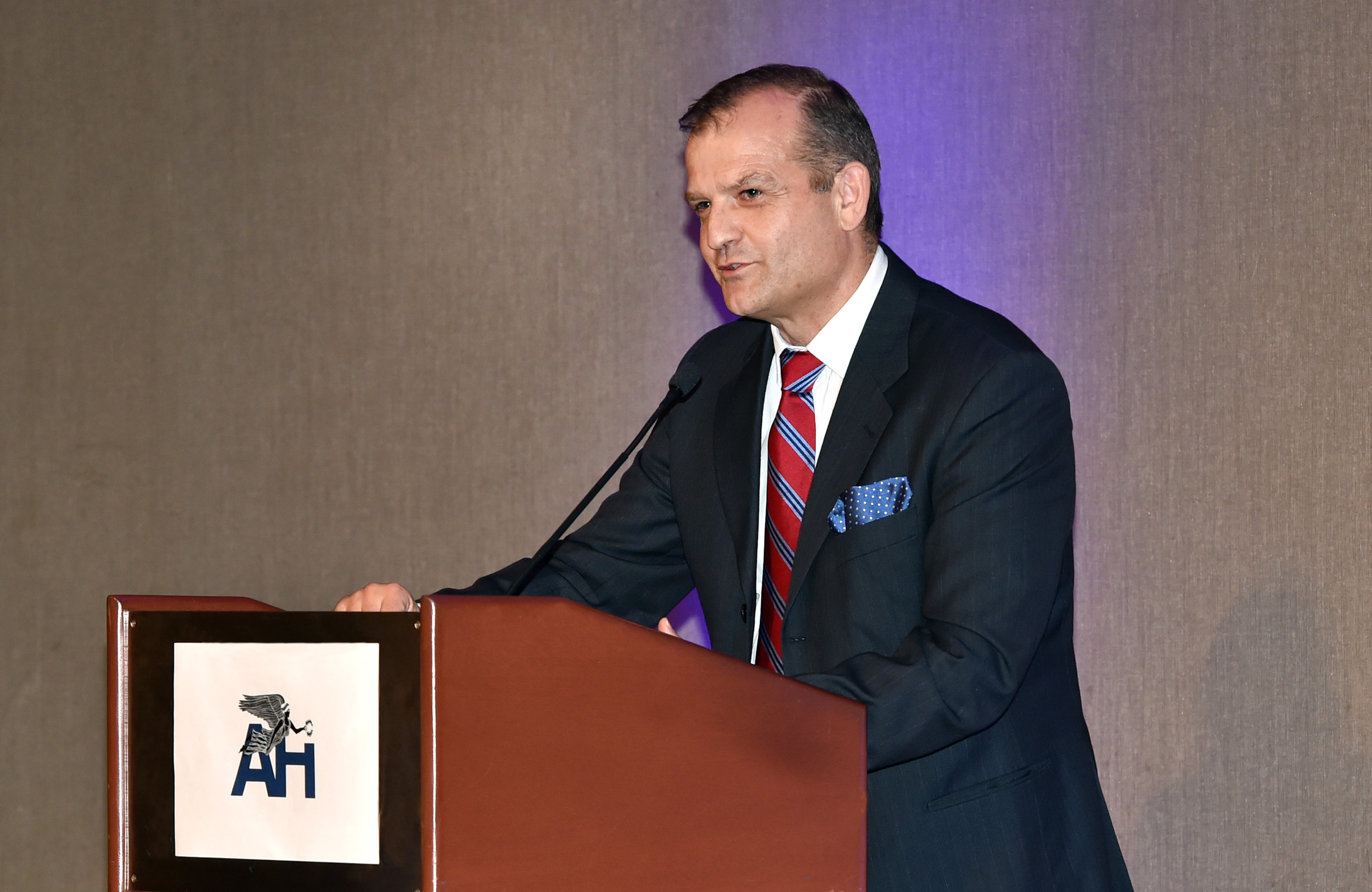 Col. Panagiotis Kavidopoulos, Defense Attache, Embassy of Greece to the United States.