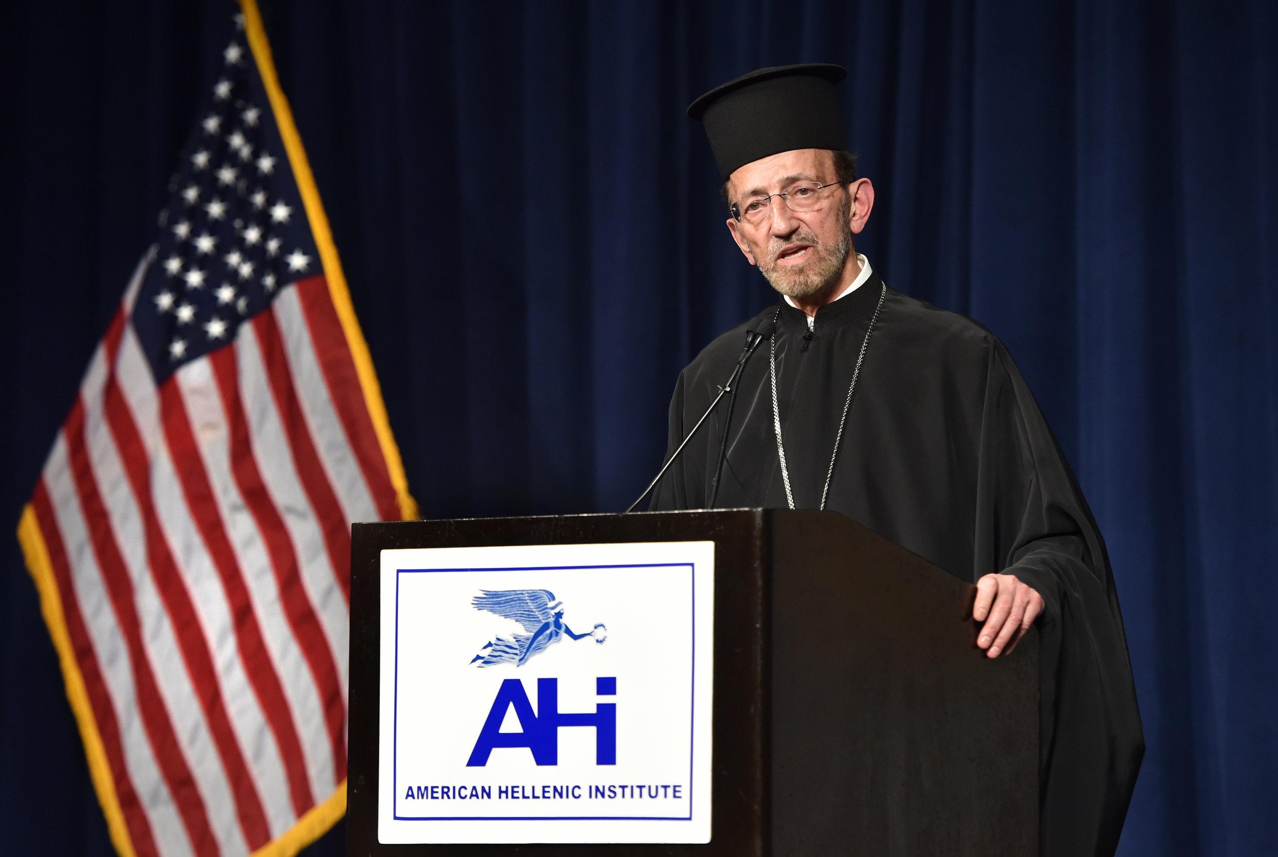 His Eminence Metropolitan Gerasimos of San Francisco.