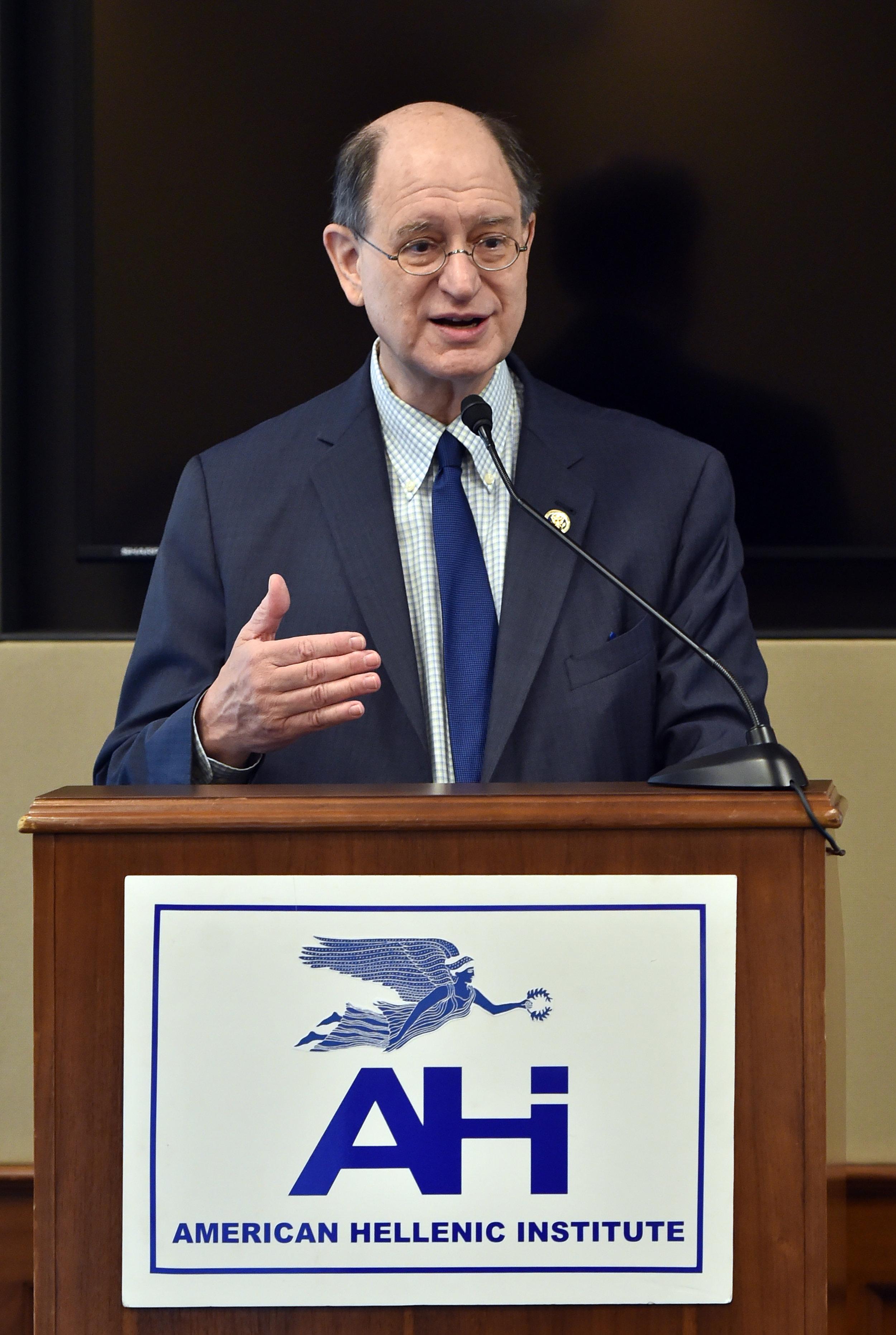 Rep. Brad Sherman (D-CA)