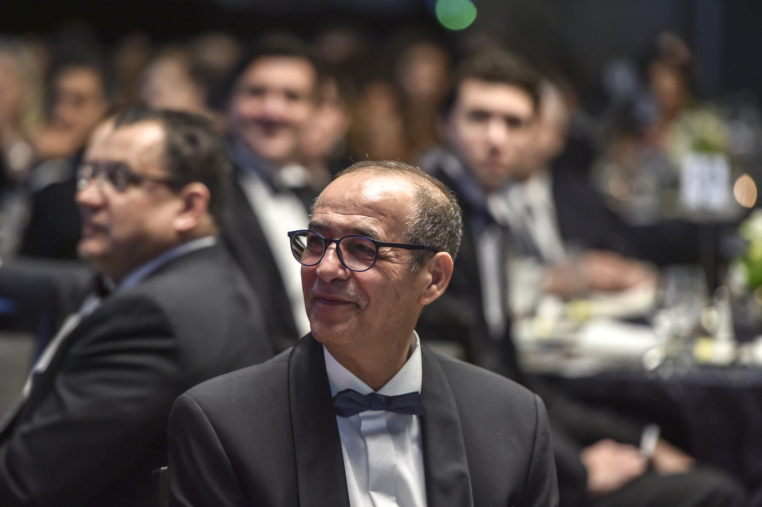 Ambassador of Cyprus to the United States Marios Lysiotis