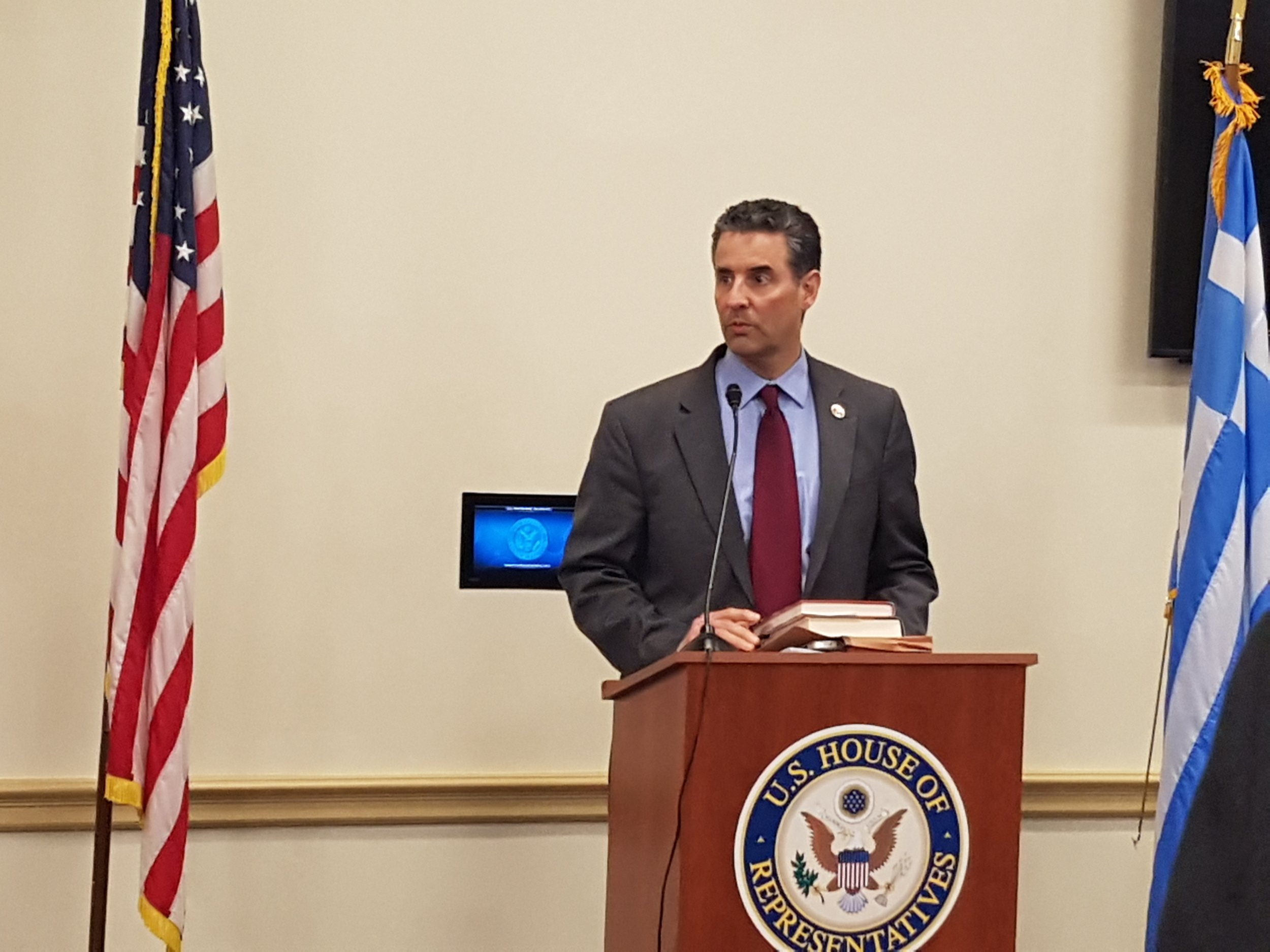 Rep. John Sarbanes (D-MD)