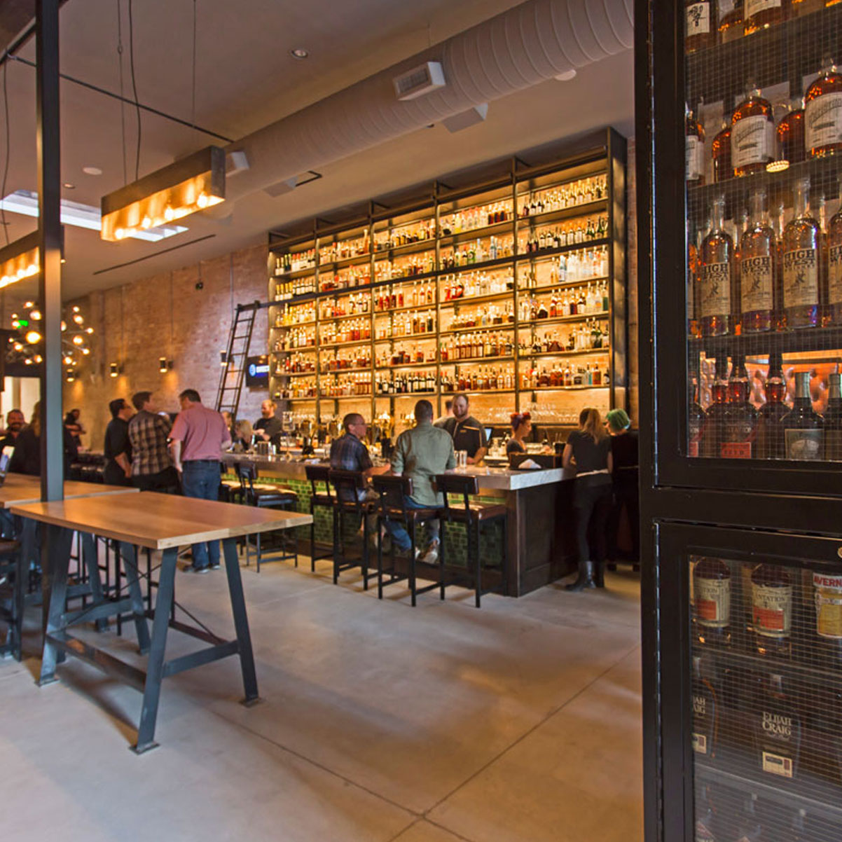 White Horse small plates bar restaurant by Bourbon Group