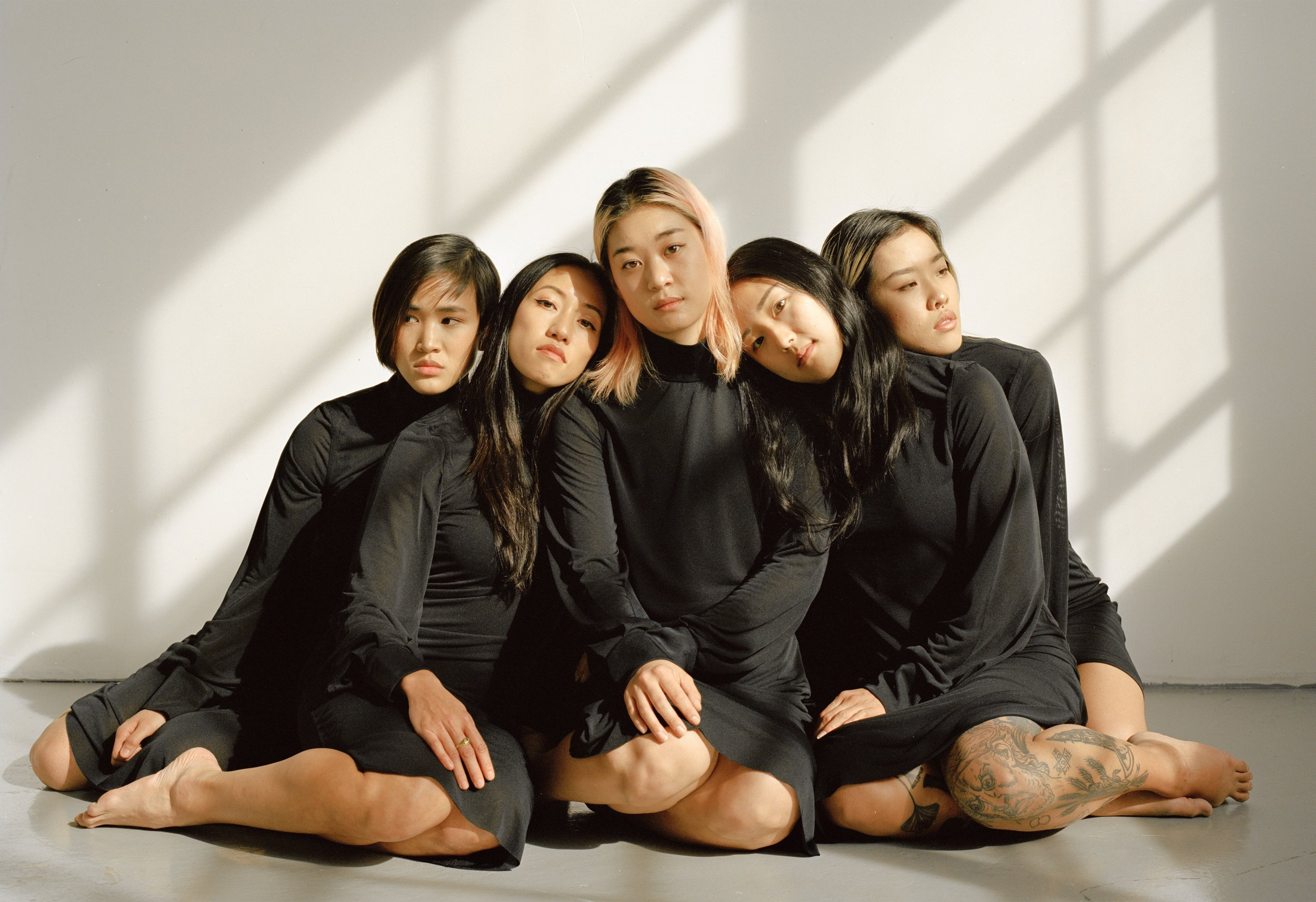 With photographer June Kim, I created  Untitled , a visual concept that highlights the bond and diversity amongst Asian American women.  Here are a few of my favorite stills from the ongoing project.  Role: creative (art director)
